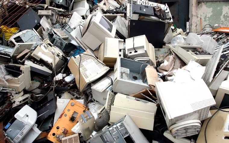 curiosidades bitcoin lixo