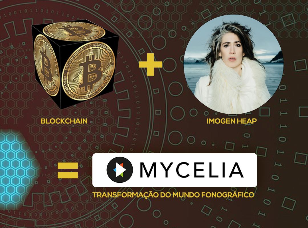 Mycelia - Música em Blockchain Criado por Imogen Heap