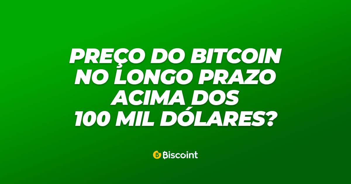 Preço do Bitcoin no Longo Prazo